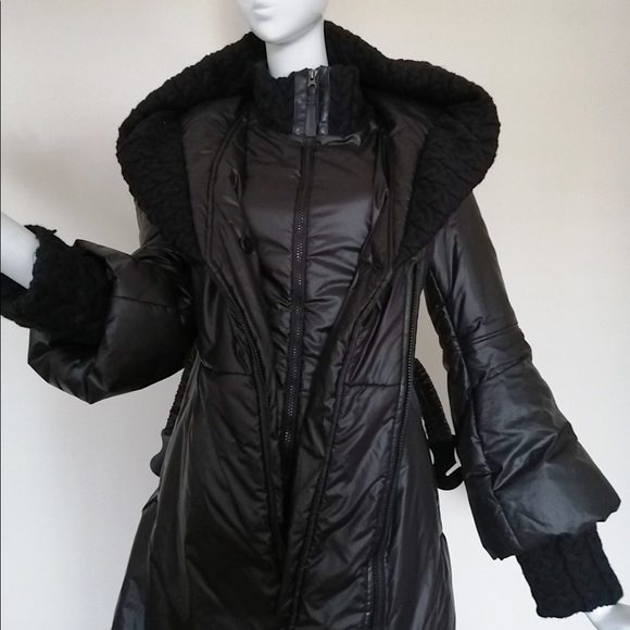 Mackage Black Winter Coat